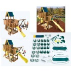 Swing N Slide Kodiak Playground Kit Image 1