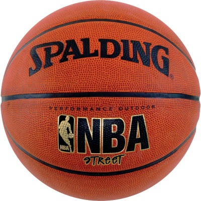 Spalding Outdoor NBA Street Basketball, Official Size