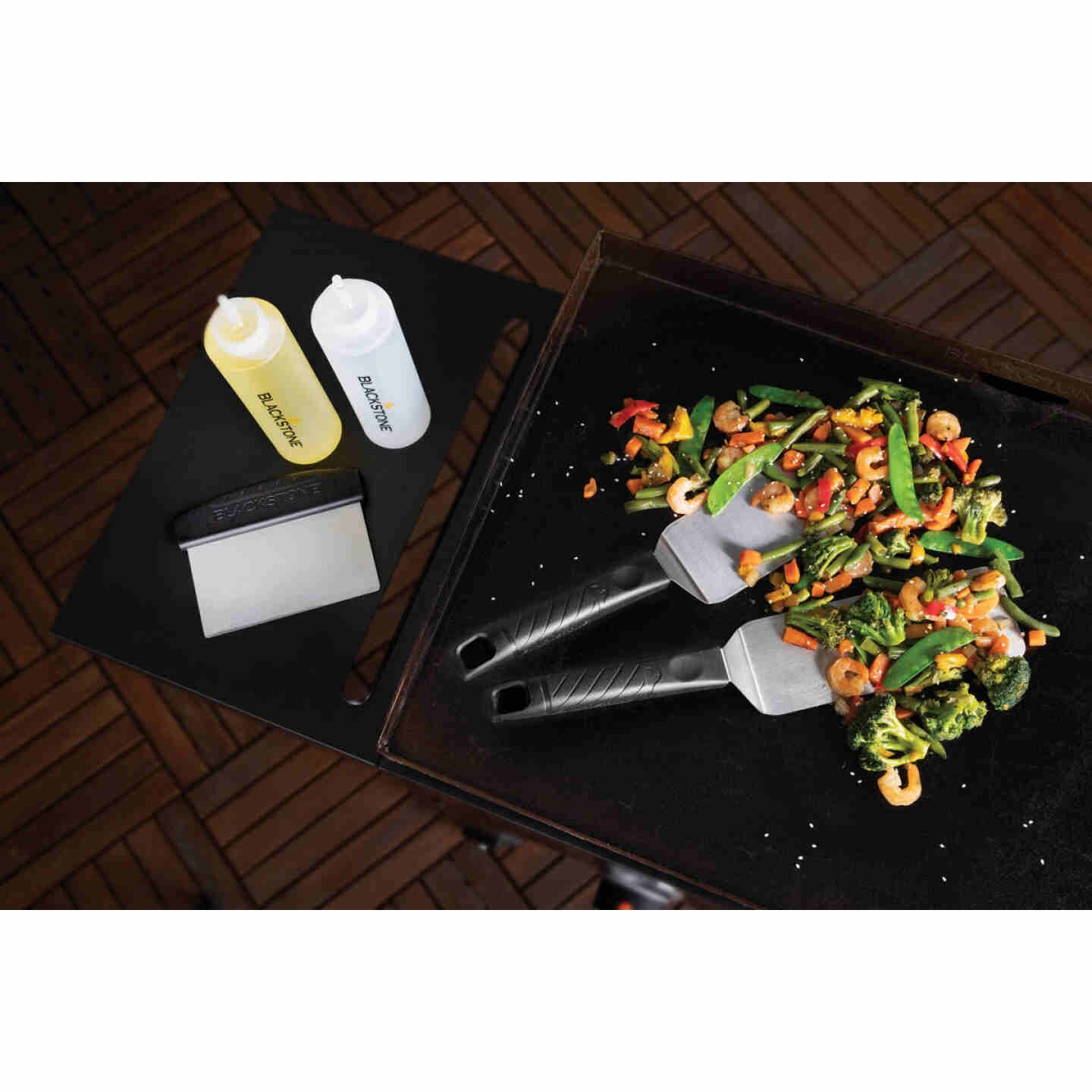 Blackstone Stainless Steel 6-Piece Griddle Tool Set Image 2
